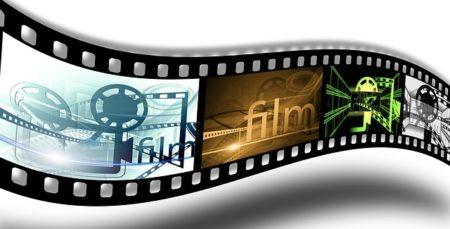 映画フィルム