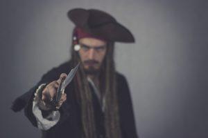 海賊の悪人