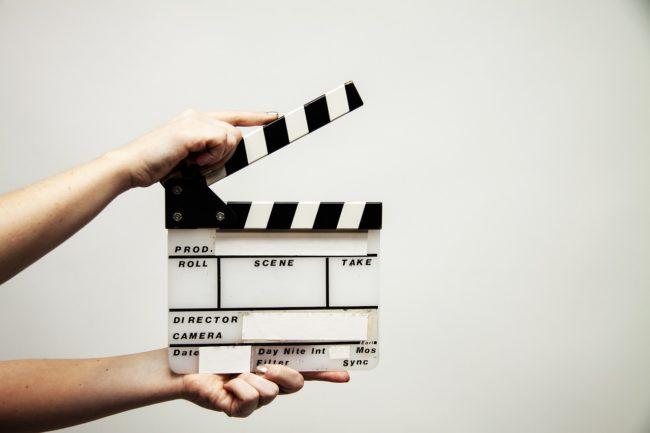 映画のカチンコ2